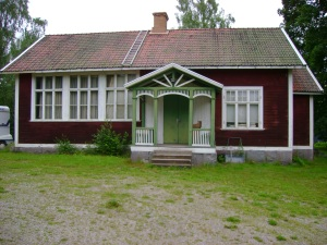 Djulö skola. Wikimedia commons
